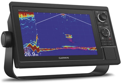 Garmin Keyed GPSMAP 1222xsv Sounder/GPS/Mapping with ClearVu and SideVu