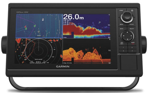 Garmin Keyed GPSMAP 1022xsv Sounder/GPS/Mapping with ClearVu and SideVu