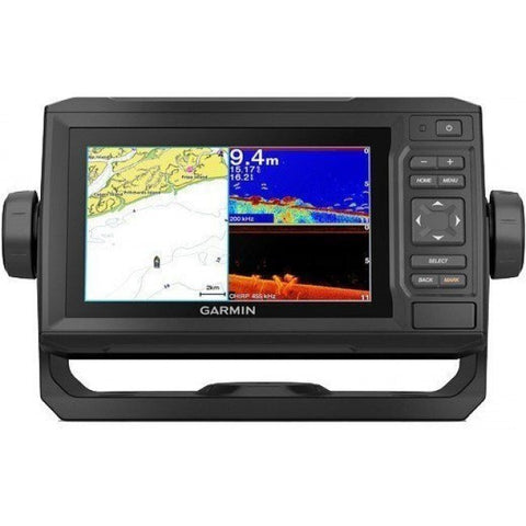 Garmin echoMAP UHD 65cv Sounder/GPS/Mapping with ClearVu