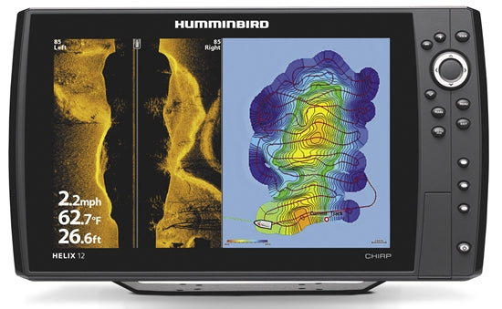 Humminbird Helix 12 Chirp MSI GPS Gen 3 - Hunts Marine
