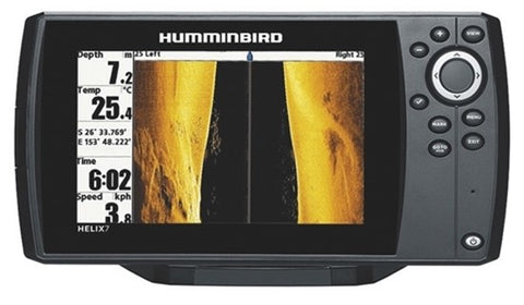 Humminbird Helix 7 Chirp MSI GPS Gen 3 inc Nav card