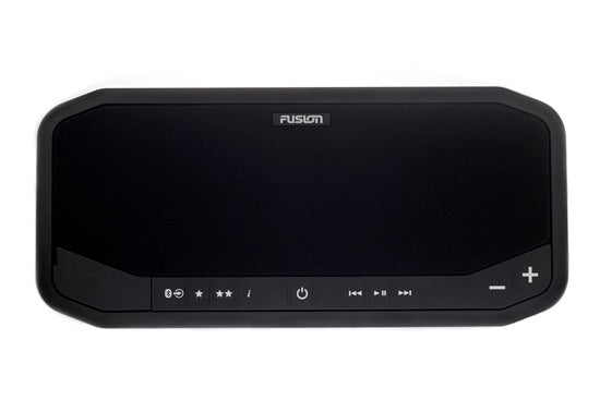 Fusion Slim Line Panel Stereo With Bluetooth