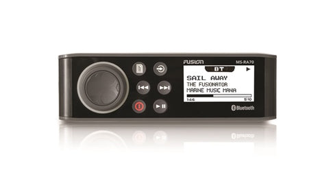 Fusion MS-RA70 Bluetooth AM/FM Stereo Receiver