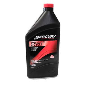 Mercury 2 stroke oil 1ltr