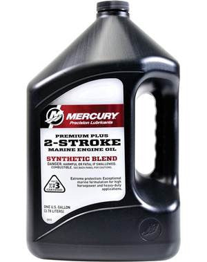 Mercury 2 stroke oil 4ltr