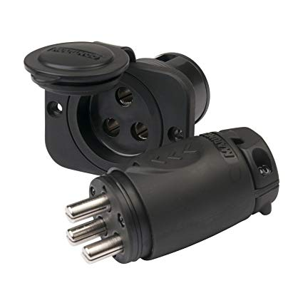 Minn Kota 70 Amp Power Plug - Super Heavy Duty