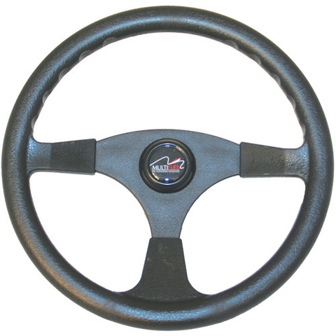 Multiflex 340mm Steering Wheel - 3 Colours