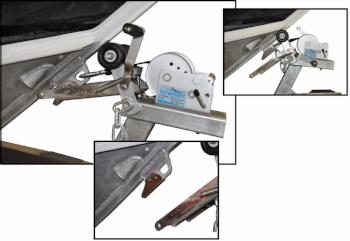 Quintrex Catch and Release Trailer Latch