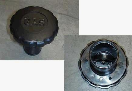 Quintrex Fuel Filler Assembly