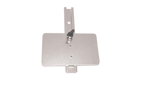 Adjustable Aluminium Transducer Bracket - Large