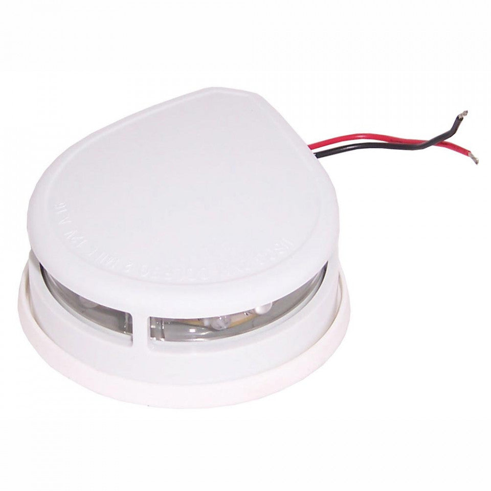 LED Bow Mount Combination Navigation Light - White