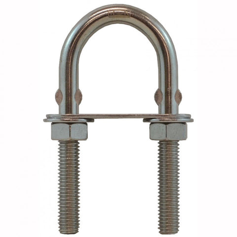 Stainless Steel Transom U Bolts - 5 Sizes