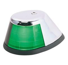 Quintrex Starboard (Green) Horizontal Mount Nav Light