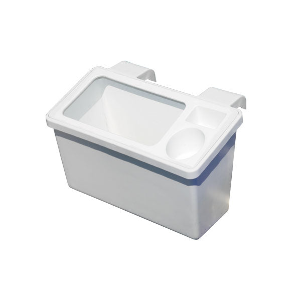 Gunwale Storage Bin with Drink Holder