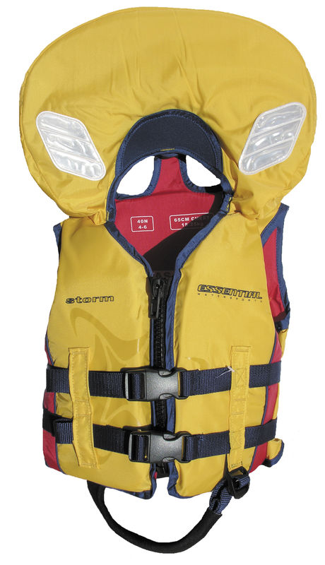 Storm Junior PFD Type 1 Lifejacket - 2 Sizes