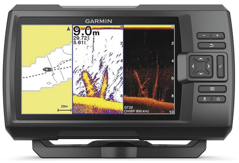 Garmin Striker Plus 7cv Fishfinder / GPS with ClearVu