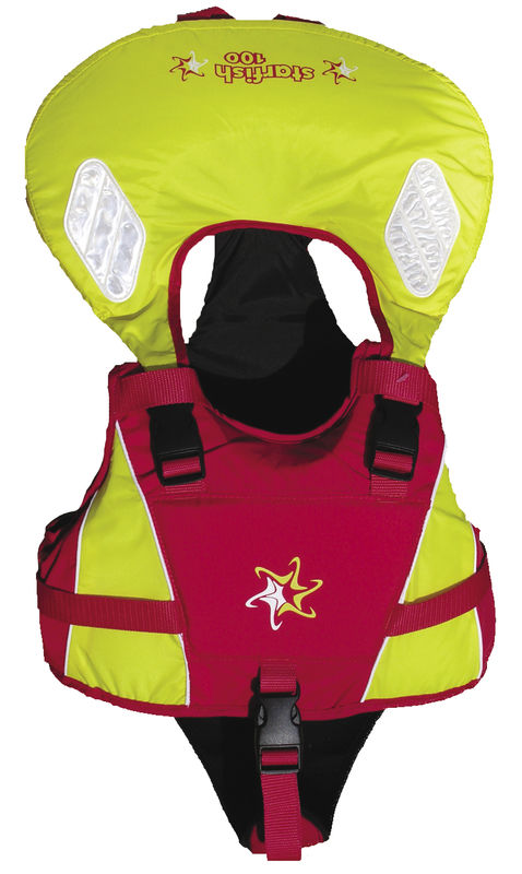 Toddler PFD Type 1 Lifejacket - 3 Sizes
