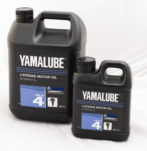 Yamalube 4 stroke 1 and 4 litre