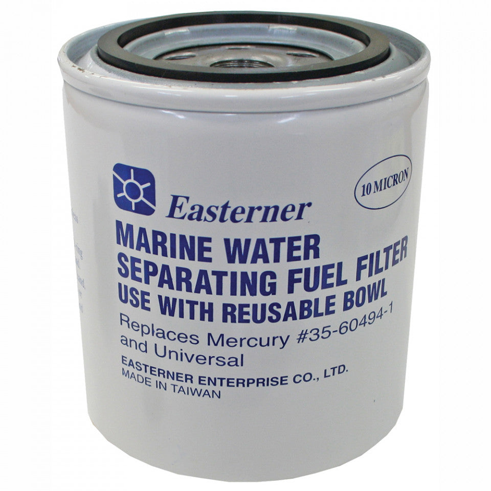 Easterner Replacement Fuel Filter Hunts Marine Yamaha 10 Micron