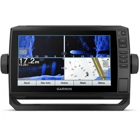 Garmin Touchscreen echoMAP UHD 95sv Sounder/GPS/Mapping with ClearVu and SideVu
