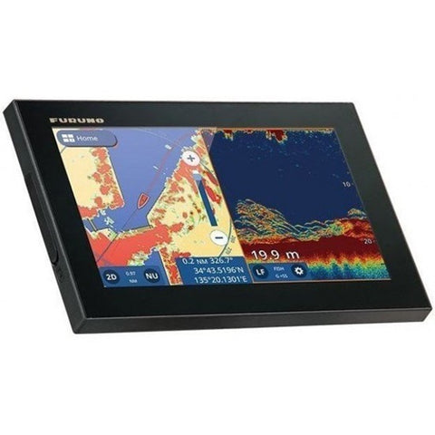 "Furuno GP1971F 9"" Touch Screen Sounder/Chart Plotter/Mapping Unit"