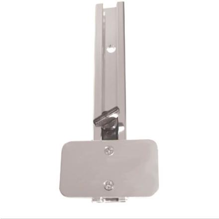 Adjustable Aluminium Transducer Bracket - Small