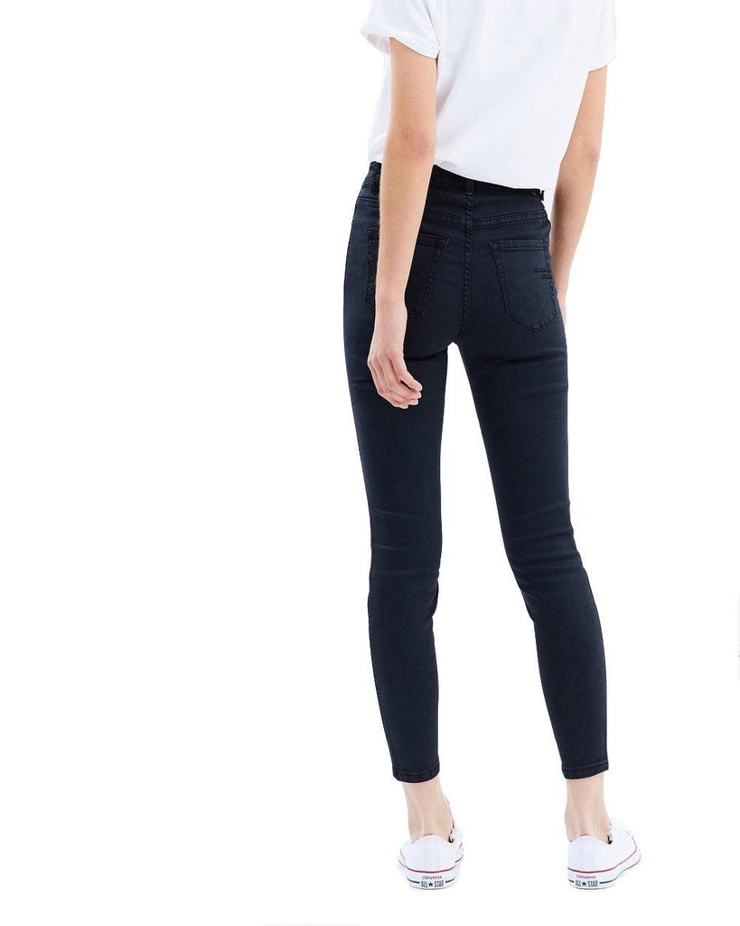Highline Jean | Black Shadow