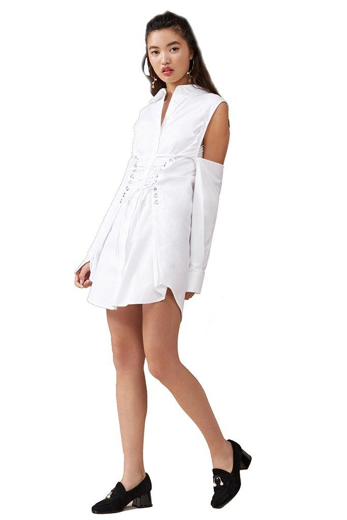 Tractions Shirt Dress