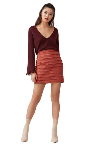 Unbelievers Skirt