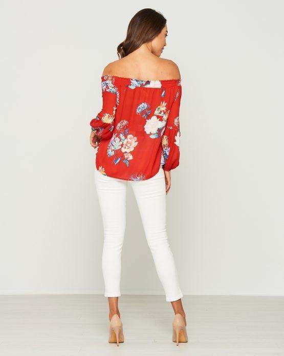 Tokyo Rose Top from Fresh Soul Clothing