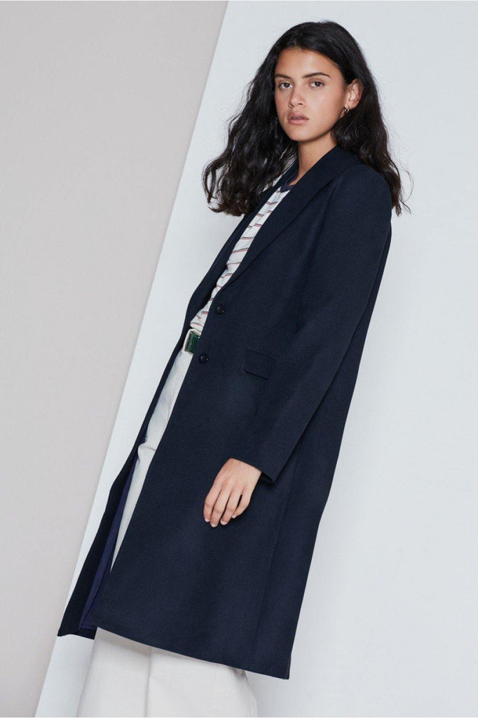 Radio Wave Coat by the Fifth Label