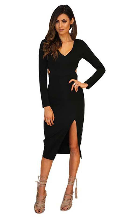 Kayla Cut Out Dress