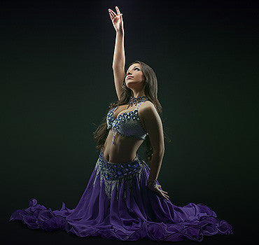 Egyptian style belly dance performer & instructor and author of Everything Belly Dance