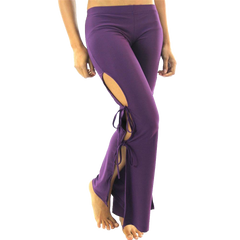 Tribal Style Side Strings Belly Dance pants