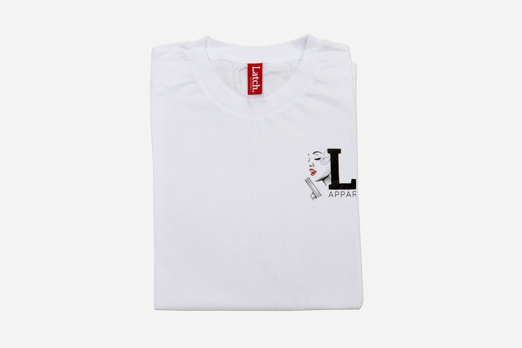 Lady Latch Tee - Latch Apparel Co.