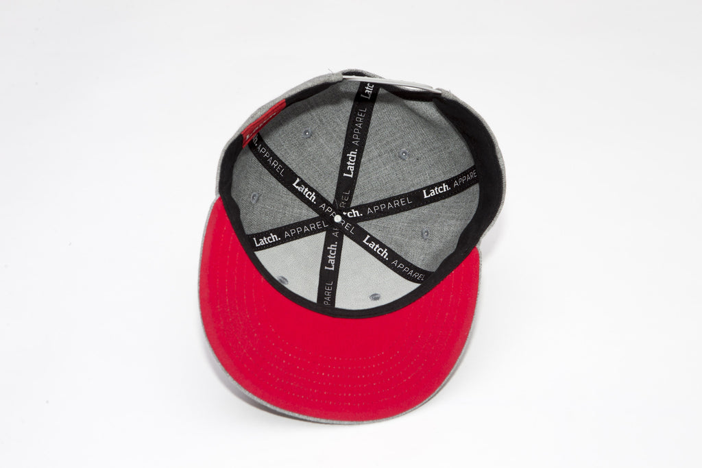 Script Snapback - Latch Apparel Co.
