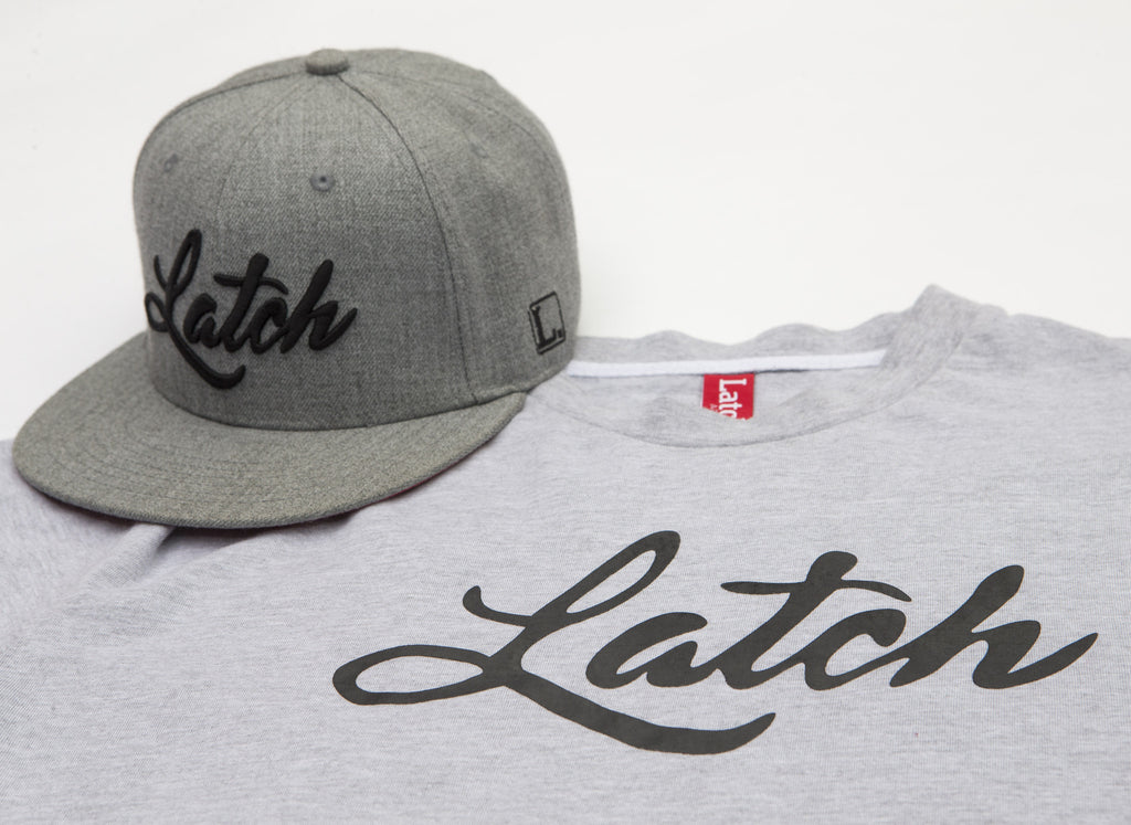 Script Tee - Latch Apparel Co.