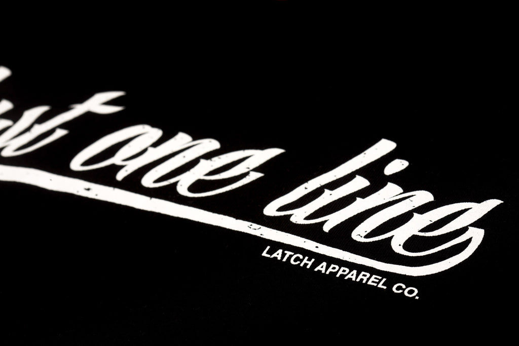 One Liner Tee - Latch Apparel Co.
