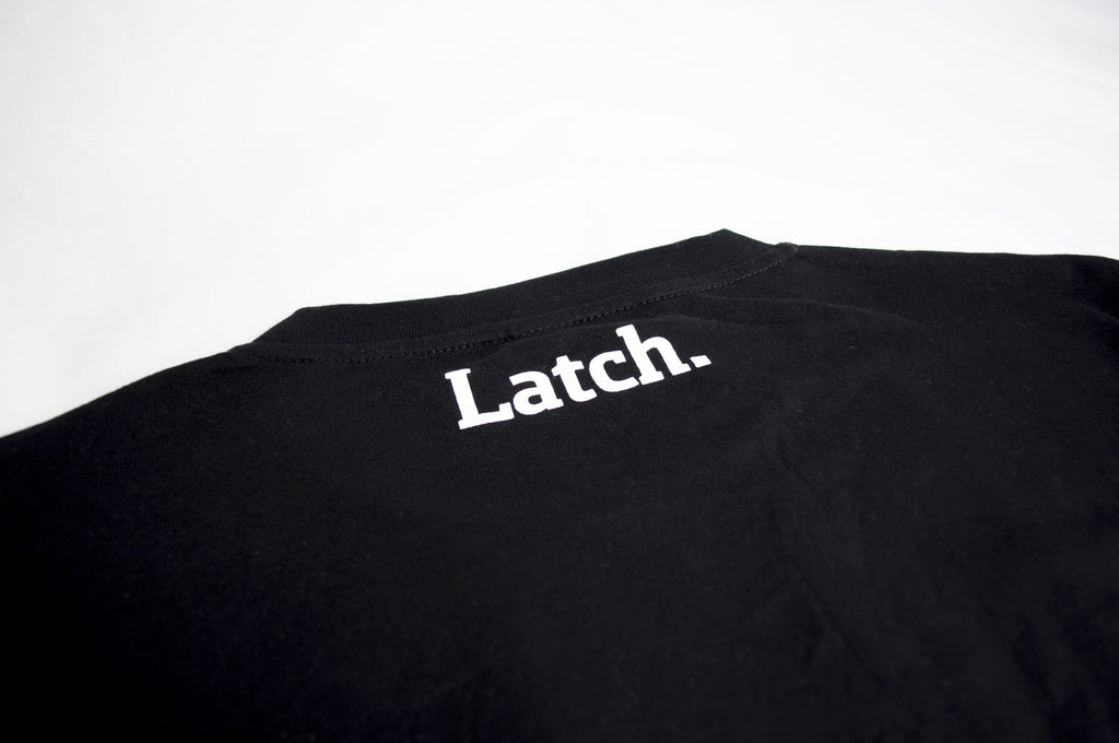 Emblem Tee - Latch Apparel Co.