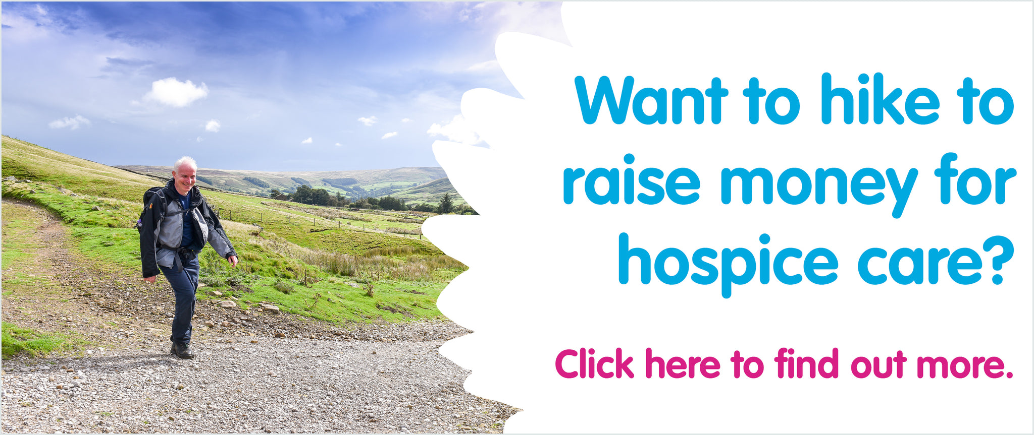 Hospice UK Hiking Events