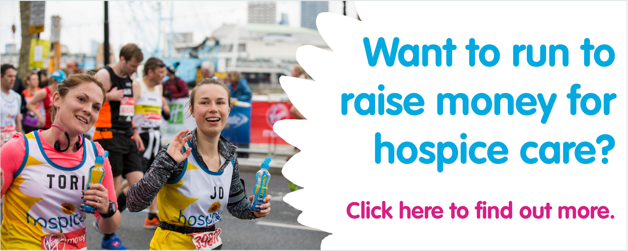 Hospice UK Running Events