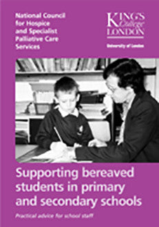 Supporting Bereaved Students in Primary and Secondary Schools (January 2004)