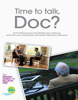 'Time to talk, Doc?'- GP Film for Dementia