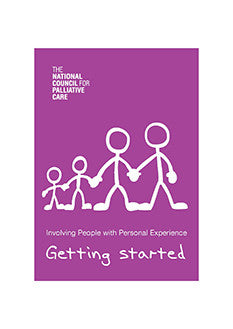 Getting started: Involving People with Personal Experience (June 2010)