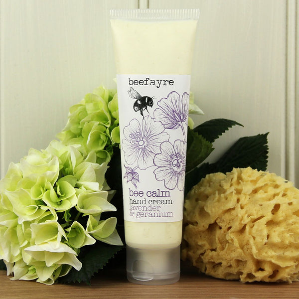 Bee Calm Lavender & Geranium Hand Cream