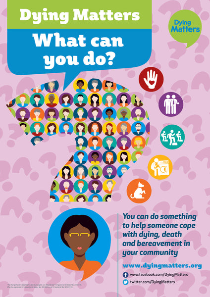 *NEW* 6 'What Can You Do in Your Community?' Posters