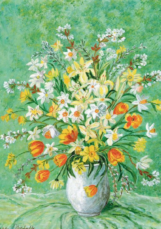 10 Greeting Cards - Spring Flowers by Anne, Duchess of Norfolk CBE