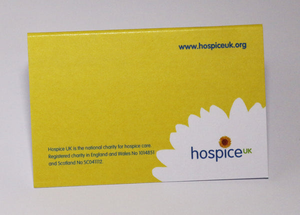 Hospice UK wedding & party favours - pack of 50