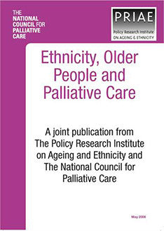 Ethnicity Older People & Palliative Care (May 2006)