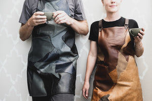 The Farm Gate Leather Apron - Shop Leather Handbags, clutches & carryalls online | Made in Australia | Workbelt